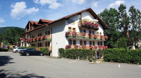 Ferienhotel Rothbacher Hof, Bodenmais, slevová karta