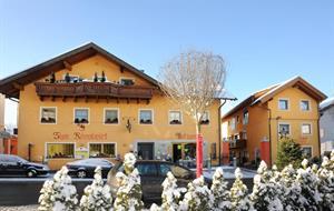 Hotel Rösslwirt, Lam, slevová karta