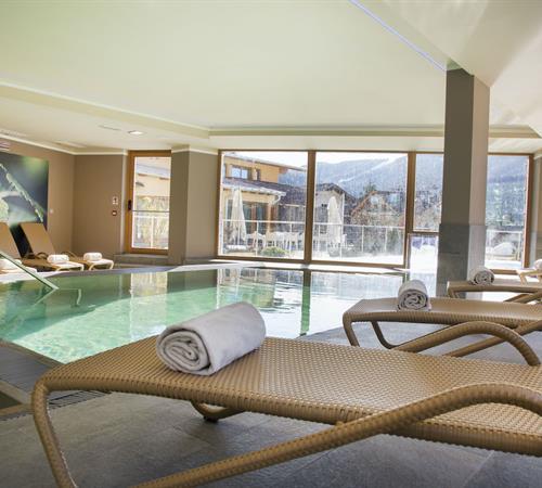 Blu Hotel Natura SPA s bazénem-Folgaria