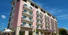 Hotel Corallo s bazénem PIG – Villapiana Lido