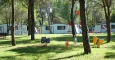 Camping Village Belvedere Pineta s bazénem E – Grado