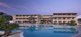 Hotel San Teodoro s bazénem MK