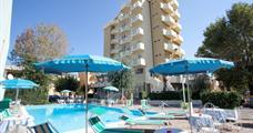 Hotel Oceanic s bazénem IT – Rimini Bellariva