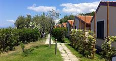 Rezidence Vigna del Mare s bazénem RE – Palinuro