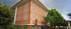 Hotel Casa Rossa Resort s bazénem PIG – Montecatini Terme