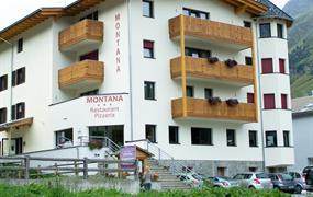 Hotel Montana 3* PIG  Solda léto