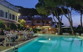 Hotel El Prado s bazénem PIG - Cervia