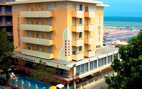 Hotel Artide s bazénem PIG – Rivazzurra di Rimini