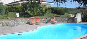 Agruturismo Sea View*** s bazénem PIG