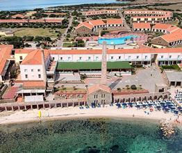 Villaggio Club Esse Le Tonnare s bazénem IT – Stintino
