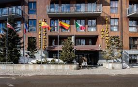 Hotel Cristallo DI
