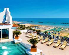 Grand Hotel Excelsior s bazénem PIG – San Benedetto del Tronto ****