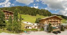 Mountainclub Hotel Ronach s bazénem – Wald im Pinzgau léto
