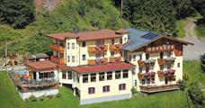 Panoramahotel Burgeck – Krimml léto, karta