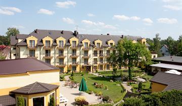 Hotel Jantar SPA s bazénem PŘ