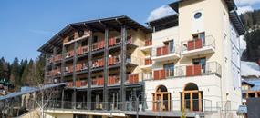 Hotel Design Oberostler 4* s bazénem / léto PIG