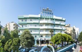 Hotel Losanna 4* s bazénem  PIG