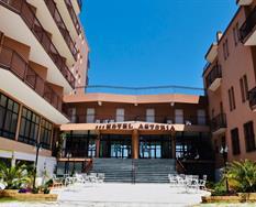 Hotel Astoria s bazénem PR – Pesaro ***