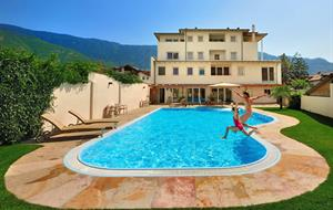 Hotel Teutschhaus 3*sup s bazénem léto PIG