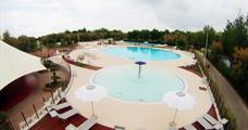Camping Village Vigna sul Mar s bazénem PIG – Lido di Pomposa