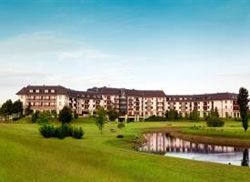 Greenfield Hotel Golf & Spa 5 nocí a 4x golf