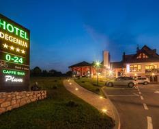 Hotel Degenija PŘ ****