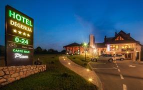 Hotel Degenija PŘ