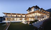 Hotel Corona Dolomites s bazénem 4* PIG  léto