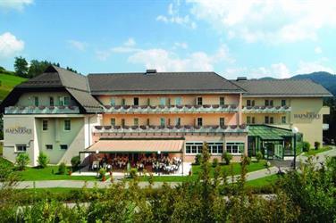 Sonnenhotel Hafnersee - Keutschach léto, karta
