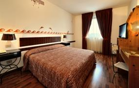 Hotel Etruscan Chocohotel 3* s bazénem  PIG
