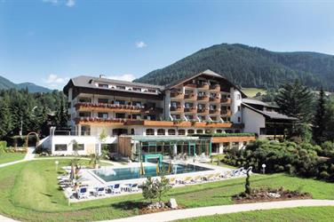 Hotel Kolmhof s bazénem léto, karta – Bad Kleinkirchheim