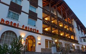 Park Hotel Faloria PIG léto – Canazei