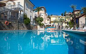 Hotel Villa Igea s bazénem MB – Diano Marina