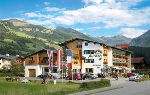 Hotel Aurach - Aurach bei Kitzbühel léto