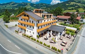 Lifesport Hotel Hechenmoos - Aurach bei Kitzbühel léto
