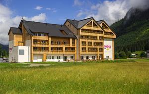 Cooee alpine Hotel Dachstein – Gosau léto