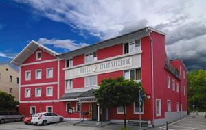 Hotel Stadt Salzburg – Bad Ischl léto, karta ***