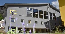 Hotel Basekamp - Katschberghöhe léto, karta