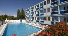 Hotel Plavi Plava Laguna s bazénem TR - Poreč