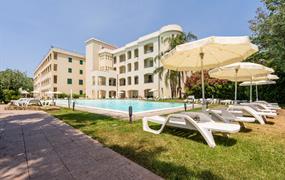 Grand Hotel Terme Parco Augusto 4* s bazénem  PIG