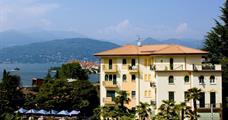 Hotel Flora s bazénem 3* PIG - Stresa