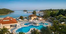 Hotel Pineta s bazénem E – Vrsar