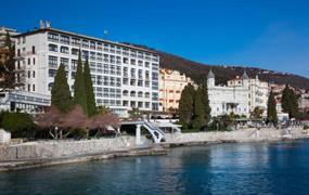 Remisens Hotel Kristal by Liburnia s bazénem E – Opatija