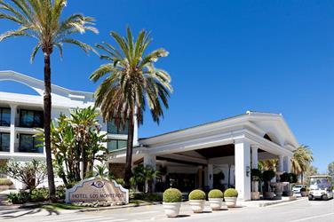 Los Monteros Spa & Golf Resort 5 nocí a 3x golf
