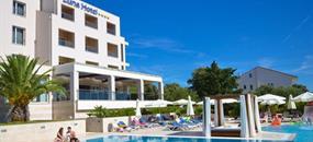 La Luna Island Hotel s bazénem E – Lun, ostrov Pag