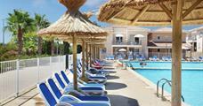 Holiday Club Les Océanides s bazénem ODAL