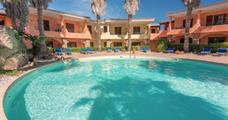 Palau Green Village s bazénem