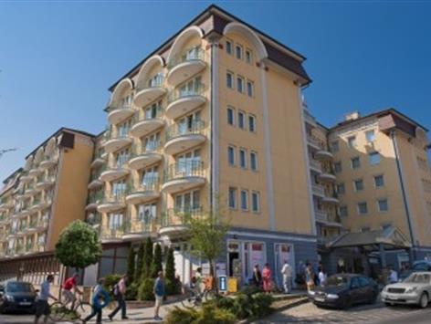 Hotel Palace **** Heviz