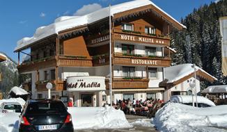 Hotel Malita 3* Př - Arabba
