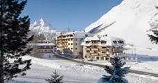 Alpenresort Fluchthorn **** Galtür
